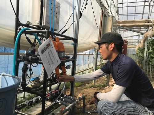 どこまで栽培を任せるかがゼロアグリを使いこなすポイント(福島市)
