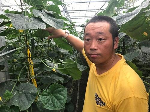 「おやじの技術のほうがまだ全然上」と話す渋谷秀夫さん(神奈川県藤沢市)