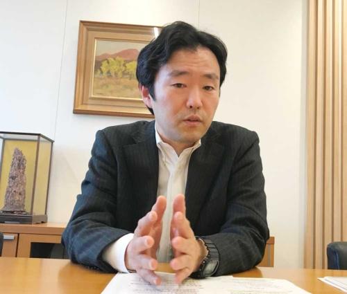 「戦後農政の出発点はコメ不足」と指摘する農中総研の平沢明彦・基礎研究部長