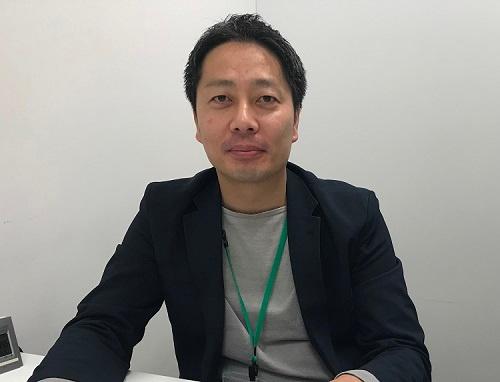 「農業の未来は明るい」と話す諸藤貴志社長