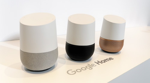 グーグルが日本で発売した「Google Home」