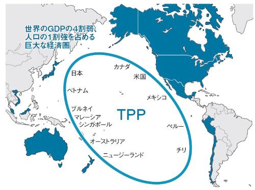 ●TPP参加12カ国