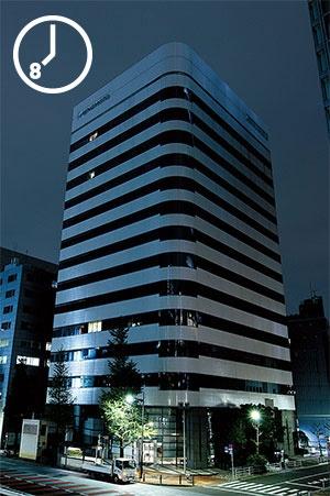 <b>東京都中央区にある味の素の本社ビル</b>(写真=北山 宏一)