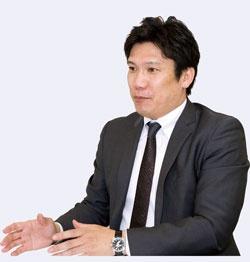 みちのく銀行、北海道銀行でロシアを担当し、2015年12月から現職(写真=新津 良昌)