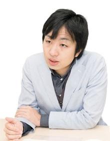 駒崎氏は病児保育事業のパイオニア的な存在でもある(写真=中山 博敬)
