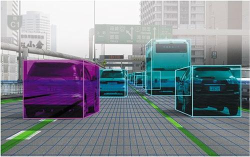 日産セレナの自動運転機能も、モービルアイの画像認識チップの貢献が大きい
