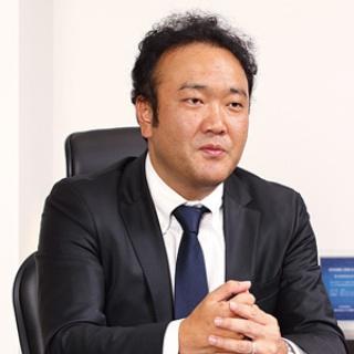 <b>みずほ銀行出身で、2007年に社長に就任した若山圭介氏</b>(写真=北山 宏一)