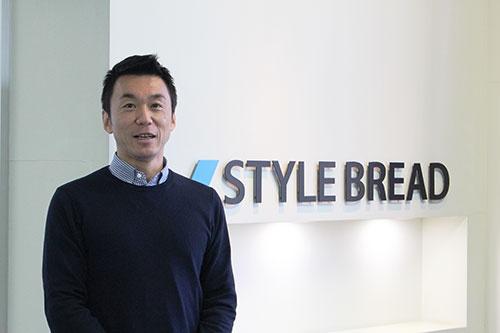 田中知社長はヨーロッパの三ツ星レストランを視察して以来、ハード系パンに力を入れている