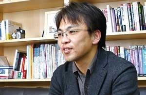 「企業にとっての顧問エンジニアをどんどん育てていきたい」と語る倉貫義人社長(写真=竹井 俊晴)