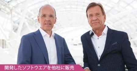 "<span class=""caption001""><b>スウェーデンのオートリブと共同出資会社の設立で合意。自動運転のソフトウエアを開発し、他のメーカーへ販売する</b></span>"
