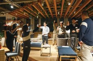 <b>技術者のスキルアップや人脈作りにつながるイベントも積極的に開催</b>(写真=陶山 勉)