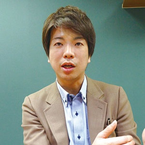 天沼CEOはIT業界出身。他2名の取締役と共に、同社を立ち上げた