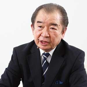「缶詰パンのおいしさを今後も追求する」と語る松尾豊代表取締役</b>(写真=北山 宏一)