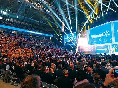 6月3日に開催されたウォルマートの株主総会は相変わらずの盛り上がりを見せた