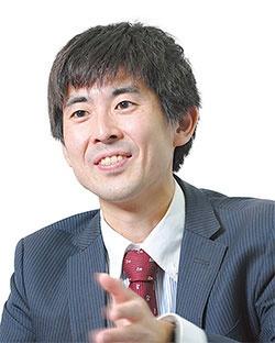 久保田裕也社長は技術の発達に伴い音声コンテンツの重要性が高まるとみる (写真=都築 雅人)