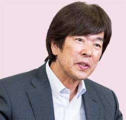 たかた・あきら 1948年生まれ。今年4月にサッカーJ2のV・ファーレン長崎の社長に就任。経営の立て直しを担う。(写真=諸石 信)