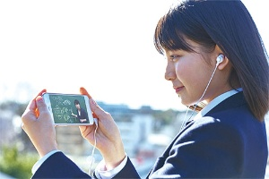 "<span class=""fontBold"">「スタディサプリ」はスマートフォンの普及も追い風に、小中高生の幅広い支持を獲得している</span>"