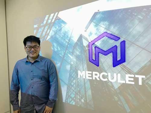 ブロックチェーン技術を使ったスタートアップ支援を模索するイヴァン・ジャン氏