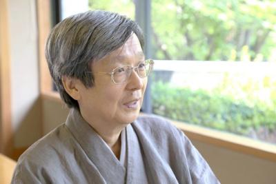 生形貴重さんは国文学者であり、表千家の茶人
