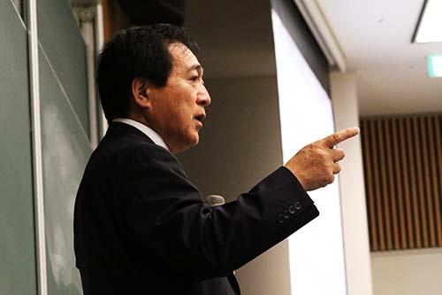 「東日本大震災の時もタイの洪水の時も真っ先に『解雇はしない』という明確なメッセージを打ち出しました。この結果、『ホンダはやはりホンダフィロソフィーに基づいた会社だ』という趣旨の感想をたくさんもらいました」