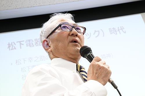 「東日本大震災が起こったとき、『東京オフィスの従業員は全員大阪に退避せよ』という米国本社からの指示が届きました。しかし正確な情報にあたっていた私は、『ちょっと待て』と指示を押し返しました」