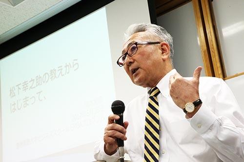 「日本人のクオリティーに対する厳しい考え方は、長くつきあうほど海外の取引先から感謝されるはず」