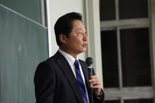 柴田高・代表取締役社長CEO