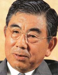 1996年、日経ビジネスのインタビューに答える鈴木敏文氏(写真:清水 盟貴)