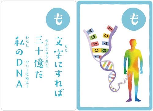"""京都大学iPS細胞研究所制作の「幹細胞かるた」。<a href=""""./?P=3#section1"""">最後</a>で解説しています。"""