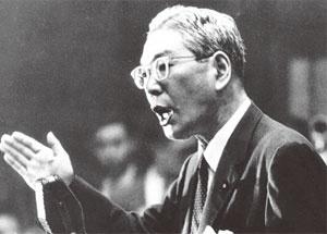 多額の減税を繰り返した池田勇人・元首相(写真=毎日新聞社/アフロ)