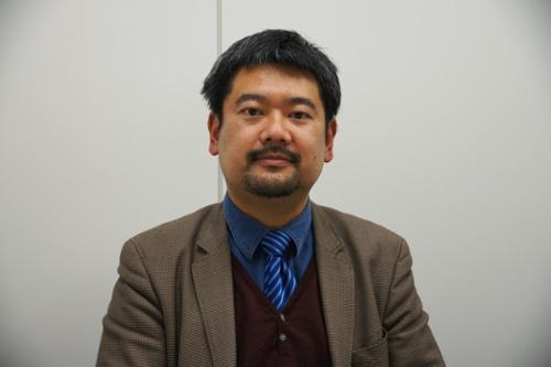 松島大輔(まつしま・だいすけ)教授