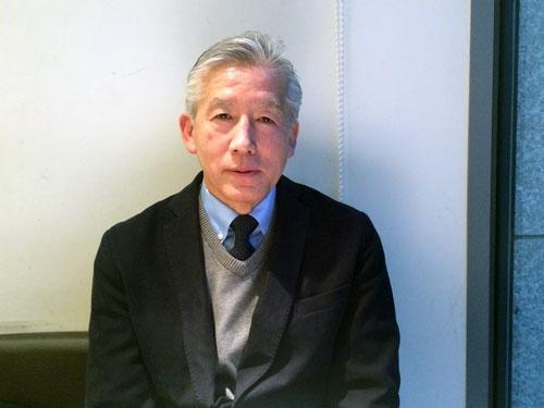 山林バンクの代表、辰己昌樹氏。13年にわたって山林売買に関わり、取引実績は1500万坪以上になる