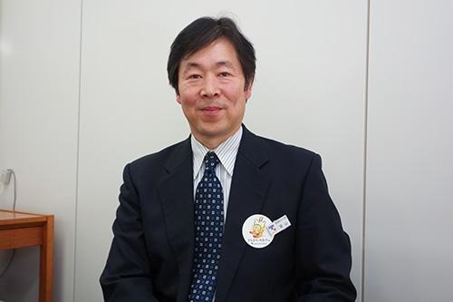 東京ガスで電力事業を担当する事業革新プロジェクト部長の笹山晋一氏