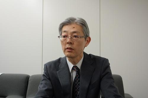 小売り事業部門を担う東京電力カスタマーサービス・カンパニー・バイスプレジデントの大亀薫執行役員