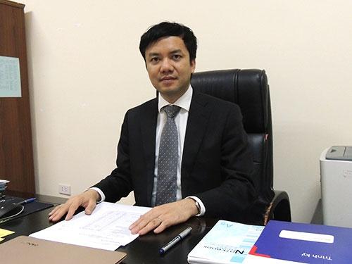UETのグエン・ベト・ハー学長。日本の拓殖大学への留学経験がある。