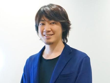 リブセンスの芳賀氏。「日本の不動産業界は米国の20年遅れ。将来世代がより良い家を選べるようにしたい」と語る