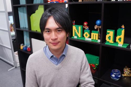 イタンジの伊藤社長。「人間とAIの分業体制で不動産会社の仕事をサポートする」