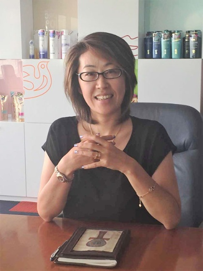 ユニリーバ・ジャパン・ホールディングスの島田由香・取締役人事総務本部長