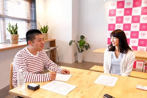 女性起業家として注目を集める前はリクルートや楽天で働いていた経沢氏
