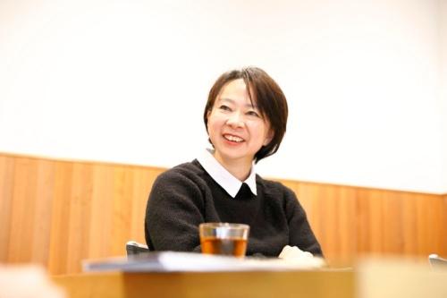 ほぼ日社長の糸井重里氏との役割分担について語る篠田氏