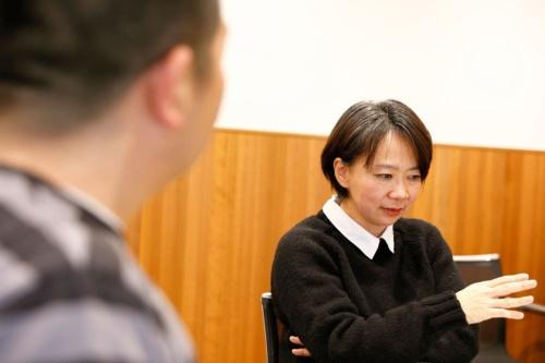 「行動」によって意識を変えるきっかけを作ったと話す篠田氏