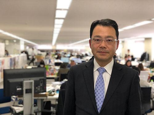 角野然生・福島相双復興推進機構専務理事