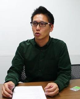 サイバーエージェントで採用責任者を務める渡邊大介氏