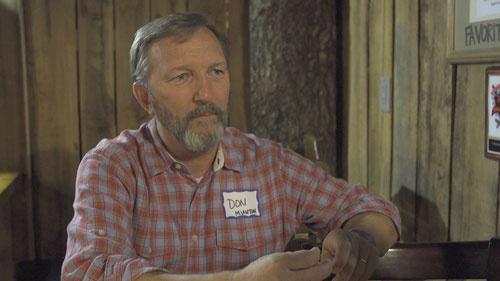 ヒューストン・ファースト・バプティスト教会の牧師の一人、ダン・ムントン。かつては生物学の教師を目指していた(写真:Retsu Motoyoshi)