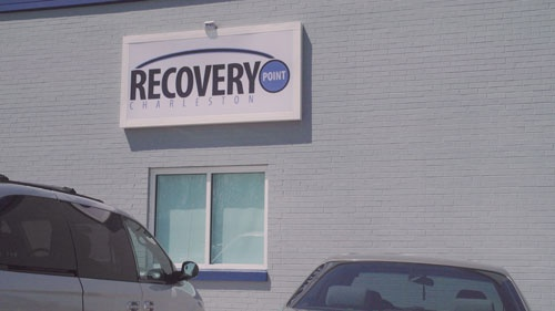 州都チャールストンのドラッグ中毒者のための厚生施設(写真:Retsu Motoyoshi)