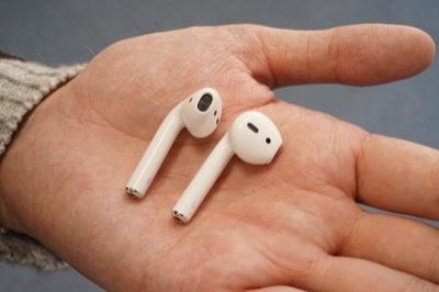 ついに発売されたアップルのAirPods