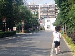 空気がきれいになり、沿岸部の都市でもジョギングを楽しめるように
