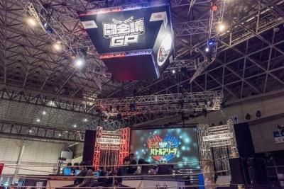 2017年の闘会議(ニコニコ超会議のゲーム版)もゲーム大会を開催したが、『オーバーウォッチ』の大会で30万円など優勝賞金の規模は大きくなかった。2018年はどうなるか?(写真/シバタススム)