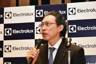 エレクトロラックス・ジャパンの長岡慶一社長