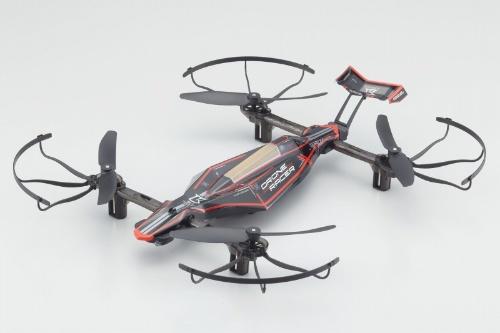 こちらは「ZEPHYR」(ゼファー)だ。いずれも塗装済みで、買ってきてすぐに飛ばすことができる